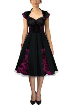 Rockabilly Dress love the detail