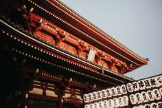 Asakusa Senso-Ji Temple in Tokyo - Tokyo Travel Photography - Things to Do and Things to See
