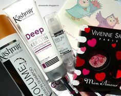 Alenka's beauty: Ура! Посылки: Kashmir, Vivienne Sabo, Lumene..