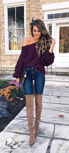 26 Everyday Outfit Trends For Your Wardrobe This Winter - Fashion Mode Outfits, Casual Outfits, Fashion Outfits, Womens Fashion, Fashion Boots, Casual Shoes, Fashion Ideas, Travel Outfits, Fashion 2016