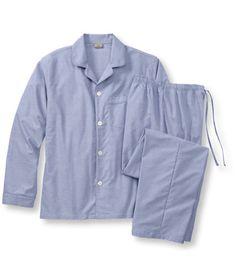 Oxford Pajamas
