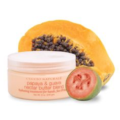 CUCCIO Naturale. Yum, deliciousa Papaya & Guava Butter Blend