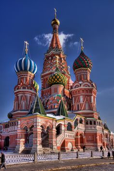 St Basil's Cathedral, Red Square, Moscow, Russia, by Roger Nichol Russian Architecture, Sacred Architecture, Church Architecture, St Basils Cathedral, Cathedral Church, Places To Travel, Places To See, Beautiful World, Beautiful Places