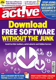 Computeractive Issue 410 2013 (UK) English | 76 pages | PDF | 95.52 MB