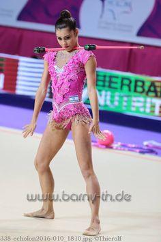 Victoria Veinberg Filanovsky (Israel), European Championships (Holon) 2016
