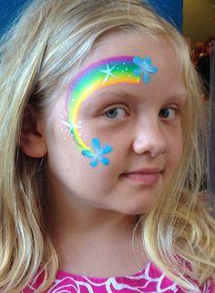 Brenda's Face Painting - Santa Cruz, CA, United States. Quick & magical!
