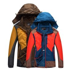 62.08$  Watch here - http://ali5zh.worldwells.pw/go.php?t=32722724176 - 8 colors XXXXL Male Outdoor Jackets sunscreen breathable windbreaker jacket women couple quick-drying vest