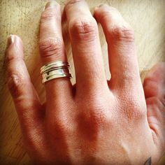 naked stackers by lovinganvil on Etsy