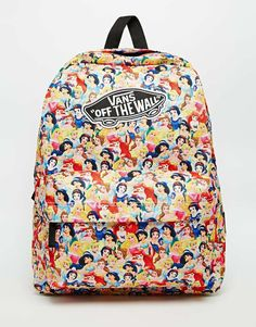 031aec614a9b Vans x Disney Princess Backpack. Everything Vans and Disney is awesome.  Sacs Vans