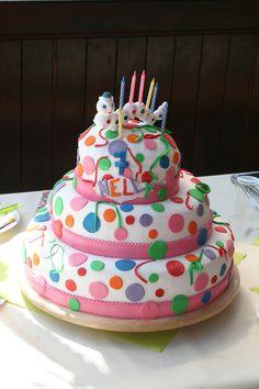 Geburtstagtorte