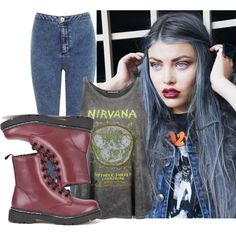 Grunge Fashion Outfit Ideas - Outfit Ideas HQ