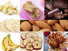 Diese Süßigkeiten und Snacks sind kalorienarm und gesund | eatsmarter.de