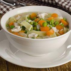 Classic Slow Cooker Chicken Noodle Soup