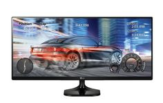 LG 25UM58-P 25-Inch 21:9 UltraWide FHD IPS Monitor