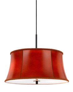 Buy the Cal Lighting Leatherette Direct. Shop for the Cal Lighting Leatherette Walton 2 Light Full Sized Pendant and save.