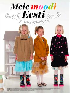 Estonian children's fashion serie. Photo by Hele-Mai Alamaa. Styling Sand in Your Shorts KIDS BLOG