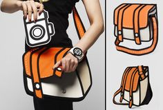 ) this is a real Purse. Jump From Paper, Saddle Bags, Shades, Purses, My Style, Tops, Decor, Fashion, Handbags