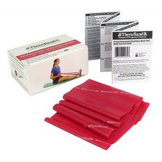 You can purchase individually OR buy the 15 unit dispenser box. The Thera-Band Resistance Band Dispenser Package contains 15 single color, individually wrapped Bands. Each individual wrapped band comes with its own latex warnings, bar code and s Workout Guide, Exercise Bands, Coding, Resistance Bands, Programming