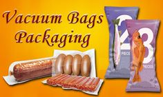 Vacuum packing is packing a product in a bag or piece of film with a low oxygen density, from which all the air is removed and closed off through a seal.