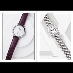 Our new Timepieces Editorial shot by Richard Foster. Created by Paul Barry Design + Art direction.