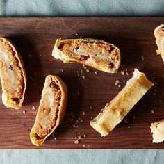 Original Viennese Apple Strudel (Apfelstrudel) Recipe on Food52 recipe on Food52