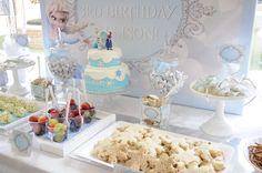 Frozen (Disney) Birthday Party Ideas | Photo 5 of 24 | Catch My Party