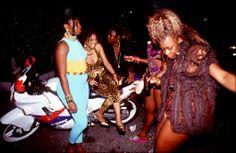 Jamaica Dancehall Circa 1990's Southdale Plaza, Kingston Jamaica, #jamaicaDancehall Photo © Wayne Tippetts