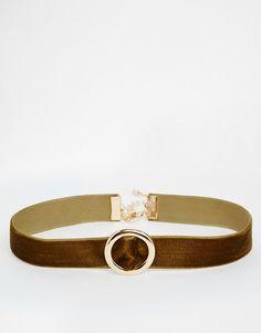 Image 1 of ASOS Circle Choker Necklace