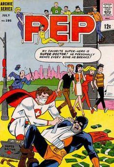 Pep Comics 195