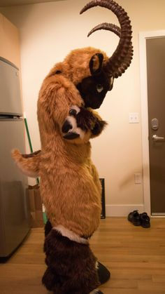 Awesome Fursuits (((Why do I like this fursuit and what for maybe is fuzzy and warm in the wintertime I just havent solved why I like this fursuit so is there any suggestions why)))