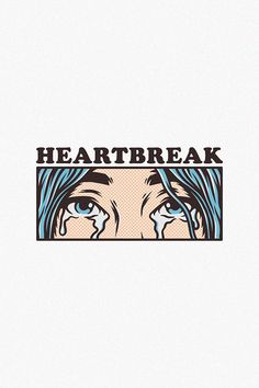 Eyes shedding tears of sad broken hearted single girl crying for loneliness pop art style comic book panel vector wall decoration design illustration Art And Illustration, Creative Illustration, Graphic Design Illustration, Pop Art Drawing, Art Drawings, T-shirt Kunst, New Foto, Cyberpunk Aesthetic, Pop Art Wallpaper