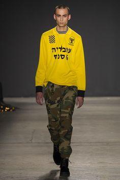Ovadia & Sons -  Fall 2017 Menswear