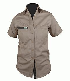 Astute workshirt short sleeve | eve workwear | womens workwear for all women including lady tradies