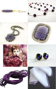 If it is purple my Mum will love it! by Susy on Etsy--Pinned with TreasuryPin.com