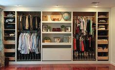 Cabina Armadio O Quarter : Cabina armadio ikea ♥ home . : ♥ pinterest bedrooms