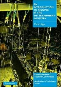 Introduction to Rigging in the Entertainment Industry $51.95 http://www.amazon.com/Introduction-Entertainment-Industry-Applications-Techniques/dp/1904031129/