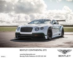 "Bentley Continental GT3 Wow ""allaboutbarbie.co.uk"""