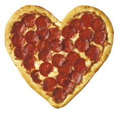 I do heart me some pizzas.