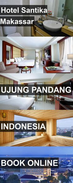 Hotel Hotel Santika Makassar in Ujung Pandang, Indonesia. For more information, photos, reviews and best prices please follow the link. #Indonesia #UjungPandang #HotelSantikaMakassar #hotel #travel #vacation