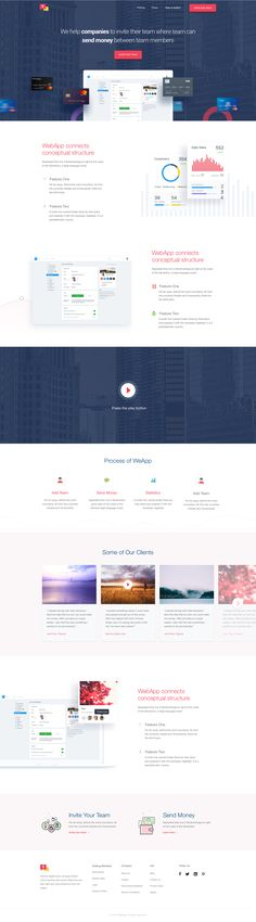 01 visual design homepage