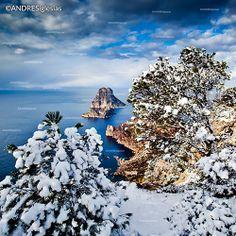 Es Vedra y la Nieve. by Andres Iglesias on 500px