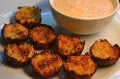 Zucchini Tots (Healthy Alternative for Tater Tots)