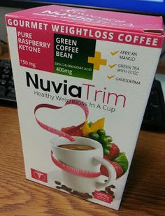 Review & #Giveaway: #WIN NuviaTrim Gourmet Weightloss Coffee. Ends 4/18, US only.  Lost 10 pounds in 30 days!