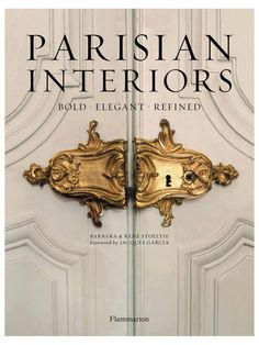 The spectacular Paris mansion belonging to Grammy-winning musician and producer Lenny Kravitz is featured in two luxurious new design books on the best of Parisian décor. Parisian Interiors: Bold, Elegant, Refined by Barbara Stoetie with photos by