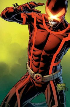 Cyclops: Marvel Now costume. Yay, Nay, Meh?? - Cyclops - Comic Vine