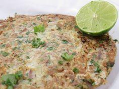 Omelete de Atum Dukan