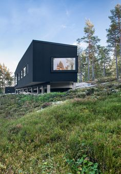 Villa Blåbär - quality architecture and beautiful nature