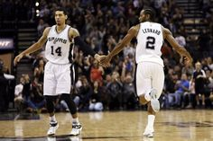 """This season marks both an end of an era and the beginning of a new one for the Spurs. With the retirement of Tim Duncan, it marks the end of one of the greatest """"Big 3"""""""