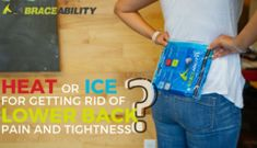 Don't Let Back Pain Hold You Back. Find Out What to Use (Heat vs. Ice) to Loosen Stiff Muscles at Home Causes Of Back Pain, Upper Back Pain, Neck And Back Pain, Low Back Pain, Trigger Finger Exercises, Knee Pain Exercises, Stretches, Better Posture, Good Posture
