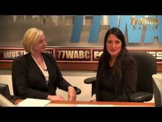 Blue Spark's Maura Griffin interviewed by WABC Laura Smith - YouTube